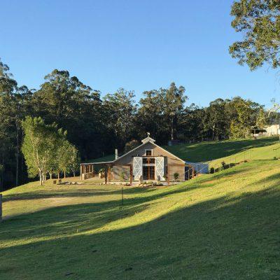 Gold Coast Hinterland wedding venue