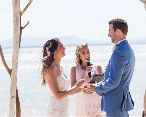 Gold Coast wedding celebrant