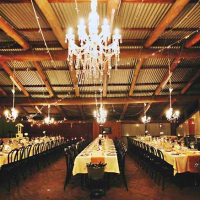 Hinterland wedding venue