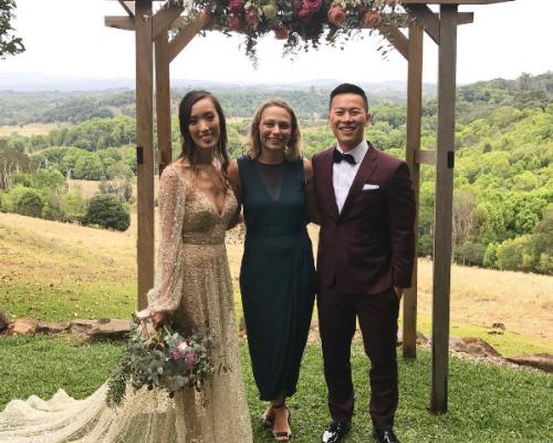 Byron Bay marriage celebrant