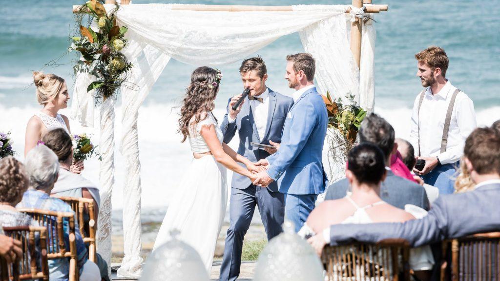Byron Bay wedding celebrant