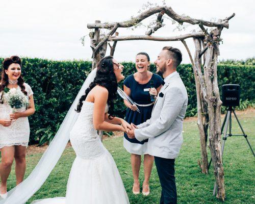 Gold Coast marriage celebrant