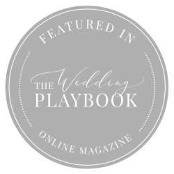 Featured in Wedding Playbook Magazine