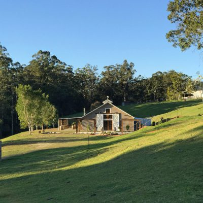 Gold Coast Hinterland wedding venue