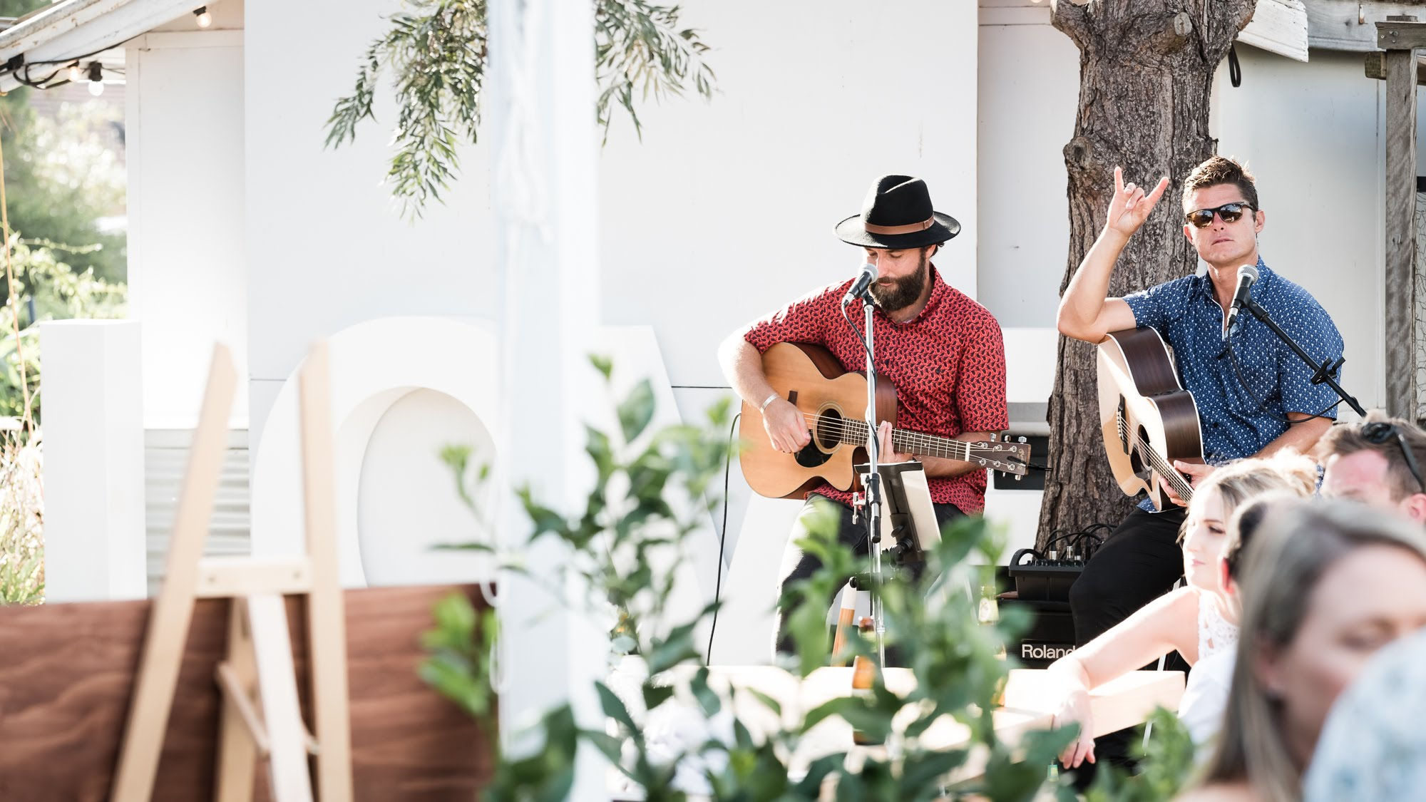 Byron Bay Wedding Music