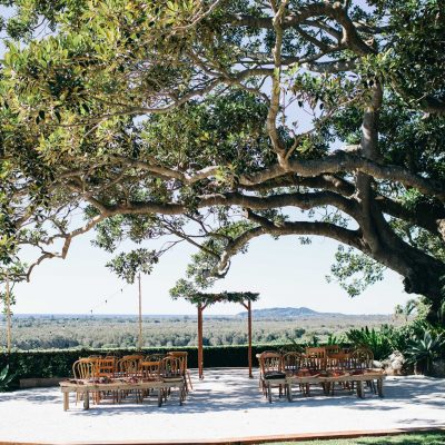 Byron Bay Hinterland wedding venue