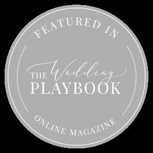 Featured in Wedding Playbook Magazine
